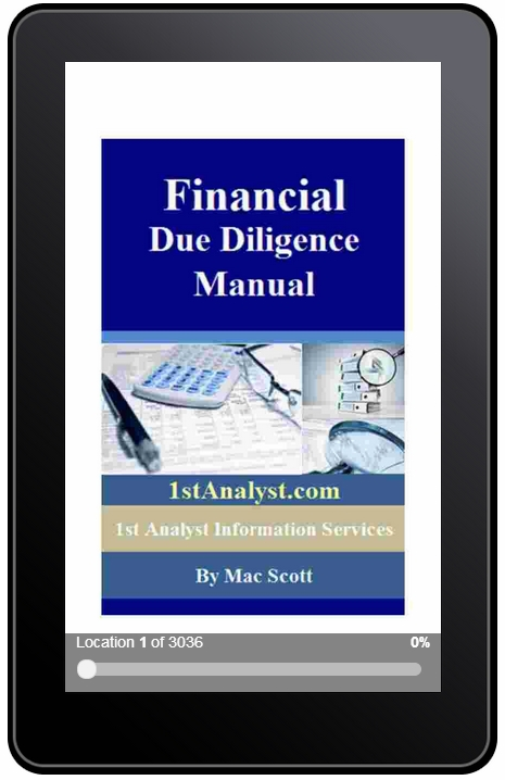 Kindle Due Diligence Manual