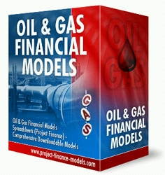 oil & gas pipeline financial models box